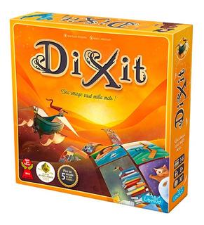 Dixit - Juego De Mesa (3-6 Jugadores) +8 Años