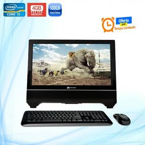 Computador All In One Core I5 2400 4gb Hd 500gb