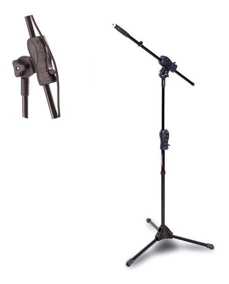 Pedestal Suporte Microfone Ibox Ajuste Sm Max Ibox
