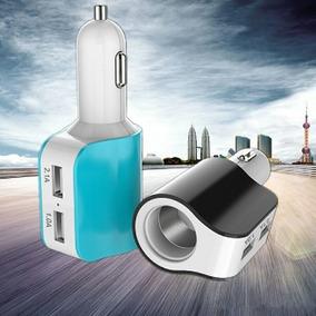 Carregador Veicular Charge 3 - 5v 3.1a Original + Brindes