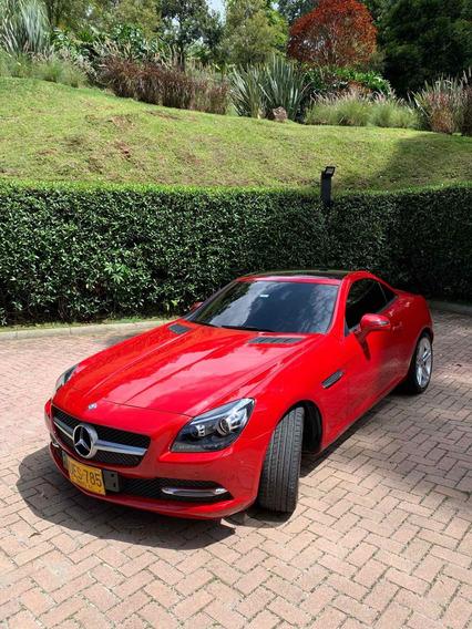 Mercedes-benz Clase Slk 200 Roadster