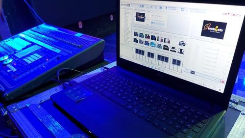 Imagem 1 de 1 de Sonorização E Iluminação Para Festas