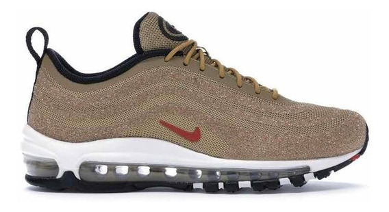 Sneakers Originales Nike Air Max 97 Lx Swarovski Gold Cr7