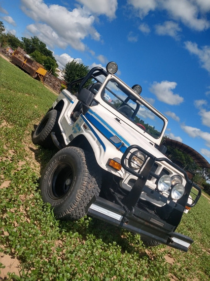 Jeep Jeep Ika Motor Nuevo Motor Ford 221 4x4.