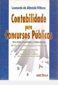 Contabilidade Para Concursos Públicos: E Leonardo De Almeid