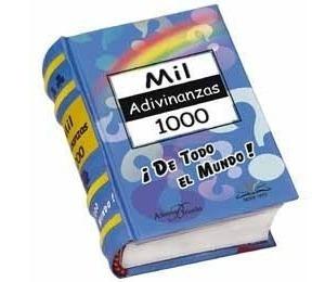 Imagen 1 de 2 de Libro - Mil Adivinanzas De Todo El Mundo! - Mini  - Briceño