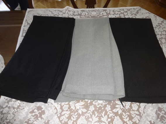 Pantalones Talle M X 3