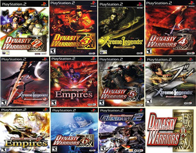 Dynasty Warriors Collection - Playstation 2