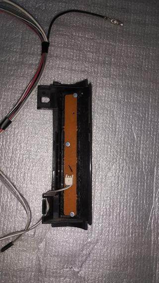 Teclado Lateral Comando Tv Sony Bravia Kdl-32ex725