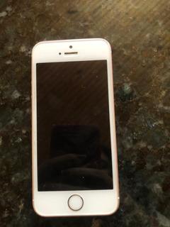 Celular iPhone SE 32gb Semi Novo Rose