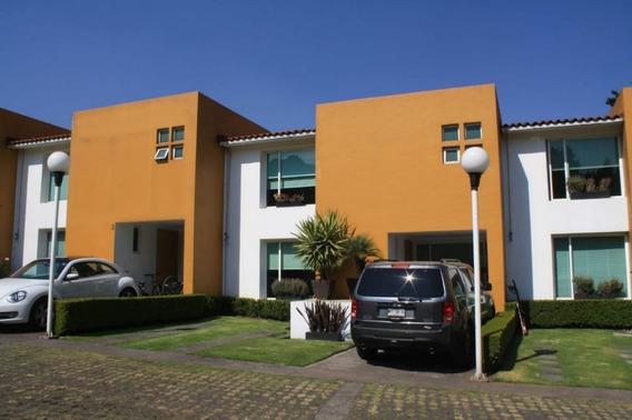 San Nicolás Totolapan, Casa En Cond. A 5 Min. De Fuentes Del Pedregal, Renta