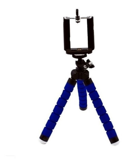 Tripé Flexível Gopro Gorillapod TriPod Suporte Camera Selfie