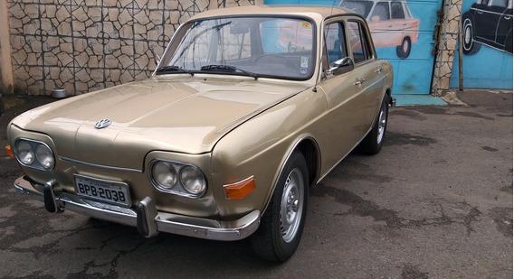 Vw/1600,4 Portas Cor Bege Ano 1969 Zé Do Caixão