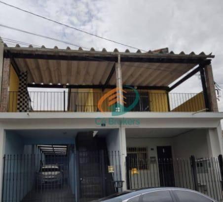 Casa Com 2 Dormitórios Para Alugar, 205 M² Por R$ 1.870,00/mês - Jardim Munhoz - Guarulhos/sp - Ca0309