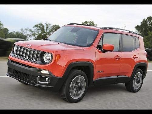 Imagem 1 de 6 de Jeep Renegade Sport 1.8 Automática 4x2 Flex