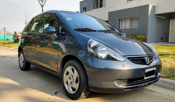Honda Fit 1.4 At Automatico Impecable Oportunidad Particular
