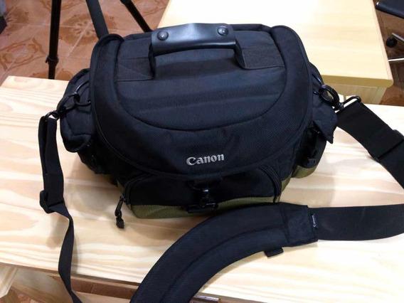 Bolsa Canon Gadget Bag 10eg (original) Usado