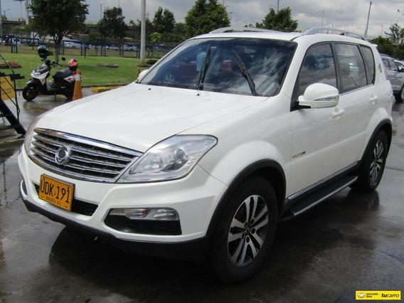 Ssangyong Rexton 2.7 W 270 Xdi Luxury Edition