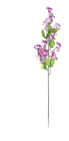 Flor Artificial En Vara Gypsophilas.