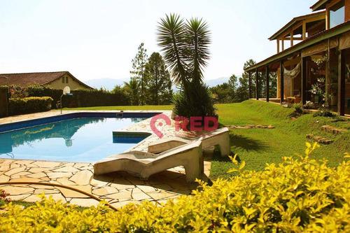 Imagem 1 de 26 de Chácara Com 9 Dormitórios À Venda, 3300 M² Por R$ 1.150.000,00 - São Roque - São Roque/sp - Ch0050