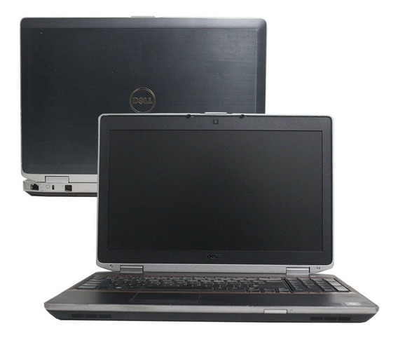 Notebook Dell Latitude E6520 I5 8gb 1tb