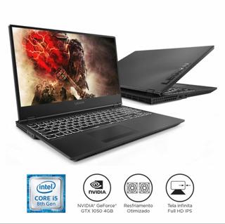 Notebook Gamer Lenovo Legion Y530 I5-8300h 8b 1tb Gtx 1050ti