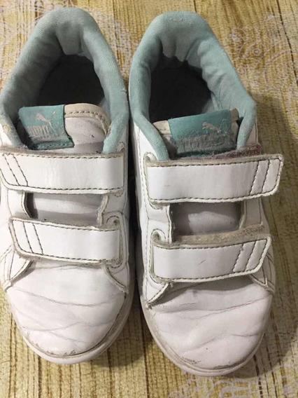 Zapatillas Puma Originales Mena Cuero 29
