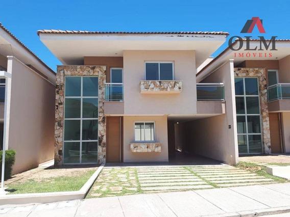 Casa Com 3 Dormitórios À Venda Ou Alugar, Com: 190 M² Por R$ 670.000 - Lagoa Redonda - Fortaleza/ce - Ca0112