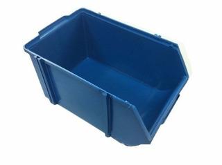 Caixa Box 7 Para Organizador Azul 21x33x18 9 Un 15748