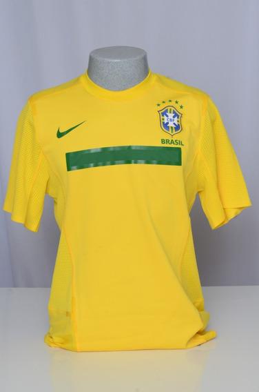 Camisa Do Brasil 2012 Jogador