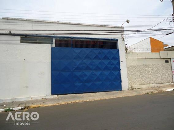 Barracão Comercial - Ba0155