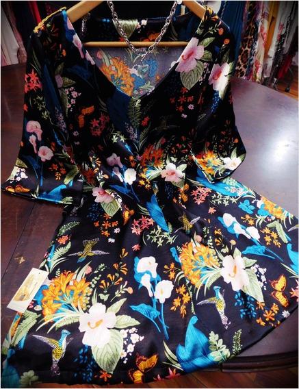 Vestido Corto Saten Seda Noche Fiesta Mujer Todos Los Talles