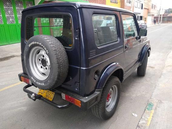 Campero Samurai Hard Modelo 1997.