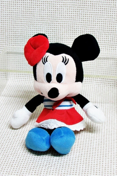 Minnie Mouse Pelucia Disney 22 Cm Bau8