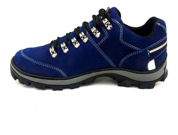 Tênis Adventure Casual Atron Shoes 269 Azul