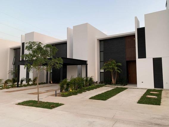 Modernas Y Cómodas Casas En Venta En Mérida