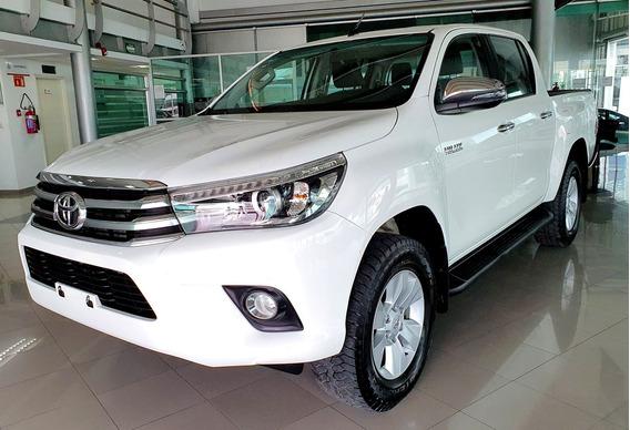 Toyota Hilux 2018 2.8 Tdi Cabina Doble 4x4 At