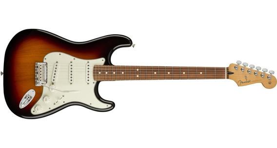 Guitarra Electrica Fender Mexico Standard Stratocaster Envio
