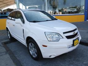 2010 Chevrolet Captiva Sport Lt 6 Cil. Color Blanco