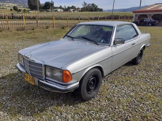 Mercedes Benz Clase C 280 Ce Coupe Mod 1981