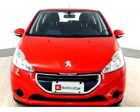 Peugeot 208 Active/active Pack 1.5 Flex 8v 5p - Vermelho...