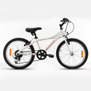 Bicicleta Peugeot Junior Girl Rodado 20 Nena Nene