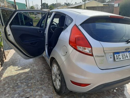 Ford Fiesta Se Powership 1.6  2018 Automatico  6 Marchas