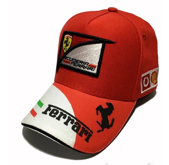 Boné Scuderia Ferrari Formula 1 F1