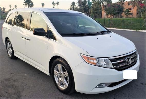 Honda Odyssey 2012 Touring Puertas Electricas