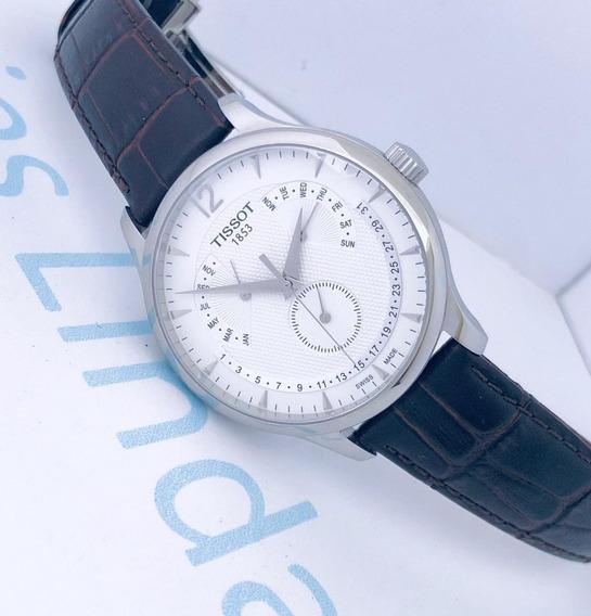 Reloj Tissot Tradition Calendario Perpetuo