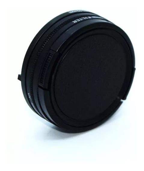 2 Filtros 52mm Cpl E Uv