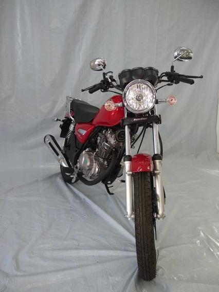 Suzuki Chopper Road Cbs 150 Vermelha 2020
