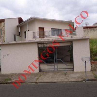 Venda - Casa - Jardim Bela Vista - Americana - Sp - D3421