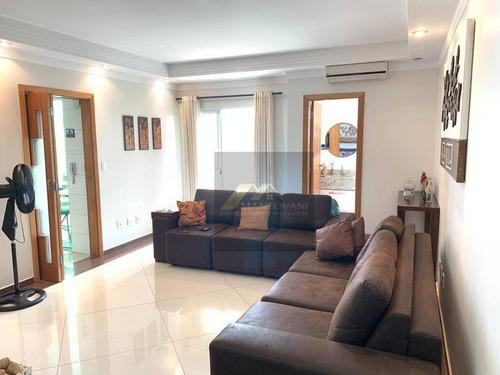 Cobertura Com 3 Dormitórios À Venda, 229 M² Por R$ 1.600.000,00 - Vila Guilhermina - Praia Grande/sp - Co0028